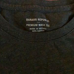 Banana Republic Shirts - 2 Men's Large Banana Republic T-shirts